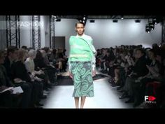 "▶ ""ACNE STUDIOS"" Full Show HD Mode a Paris Autumn Winter 2014 2015 by Fashion Channel - YouTube"