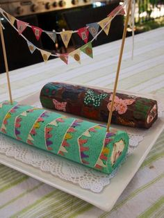 this #SwissMiss cannot miss a #Swiss roll like this: