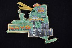 New York State Tag by PurpleRidge on Etsy