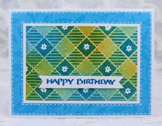 Quilted Happy Birthday