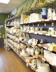 Local pottery place