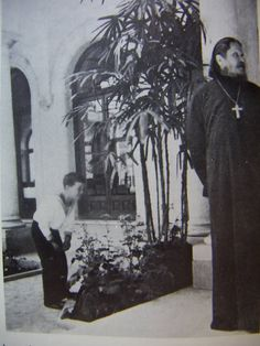 Rasputin and Alexei - Rare Pictures IV