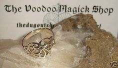 Attraction Magick Wicca Witches SPELL Ring by TheVoodooMagickShop, $49.95