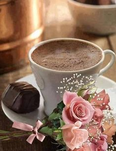 Chocolate and Roses - Paint by Number Kit. Chocolate and Roses - Paint by Number Kit. Good Morning Coffee, Coffee Break, I Love Coffee, My Coffee, Funny Coffee, Coffee Plant, Coffee Girl, Coffee Humor, Black Coffee