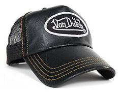 Fashion  Re wind  The Von Dutch hat 157f293678eb