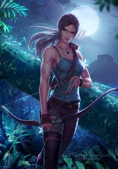 """zarory: """"Lara Croft ❤ I just recently had the chance to watch the new Tomb Raider film, and I absolutely loved it! Also the upcoming Tomb Raider game looks pretty sick as well! Tomb Raider Film, Tomb Raider Video Game, New Tomb Raider, Tomb Raider Lara Croft, Tom Raider, Laura Croft, Mileena, Indiana Jones, Before Us"""