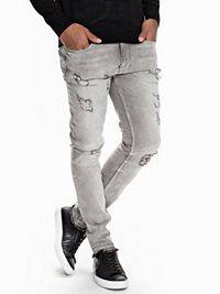 Kasse - NlyMan.com Grey, Pants, Fashion, Cash Register, Gray, Trouser Pants, Moda, Fashion Styles, Women's Pants