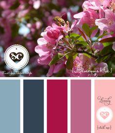 133 Blossoms Hue by Asmalina © 2012 Sorbetcolour ™