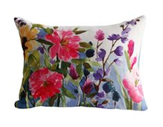 hand painted cushions - Google Search