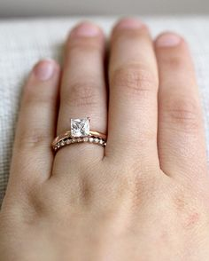 Our lab-created diamond engagement rings are as real as your love!