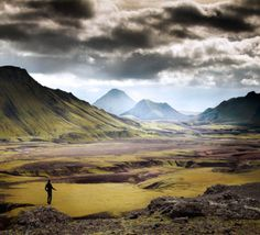 Le Monde Perdu by alexandre-deschaumes on DeviantArt Oh The Places You'll Go, Places To Travel, Places To Visit, Alexandre Deschaumes, Stage Photo, Iceland Island, Iceland Landscape, Mountain Wallpaper, The Lost World