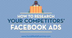 advertising campaign Discover six ways t - campaign Facebook Content, How To Use Facebook, Marketing Goals, Social Media Marketing, Digital Marketing, Marketing News, Media Campaign, Best Ads