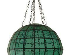 Seaglass Pendant - Green