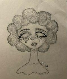 Indie Drawings, Psychedelic Drawings, Dark Art Drawings, Art Drawings Sketches Simple, Easy Simple Drawings, Creepy Drawings, Drawing Designs, Charcoal Drawings, Pencil Art Drawings