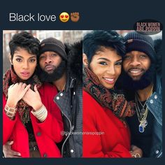 beatiful and sweet and cute couple ever Black Love Couples, Black Love Art, Cute Couples, Cute Relationship Goals, Cute Relationships, Beautiful Couple, Black Is Beautiful, Bae Goals, Black Families