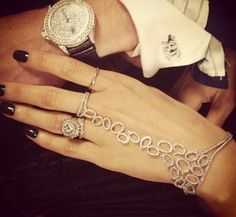 Jacob  Co hand jewel ~ Instagram