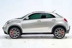 New Fiat 500X Crossover Image | Fiat 500 USA