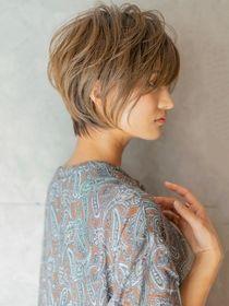Short Hair Dos, Stylish Short Hair, Short Thin Hair, Long Pixie Hairstyles, Short Hairstyles For Women, Japanese Short Hair, Bob Haircuts For Women, Beautiful Haircuts, Hair Color Shades