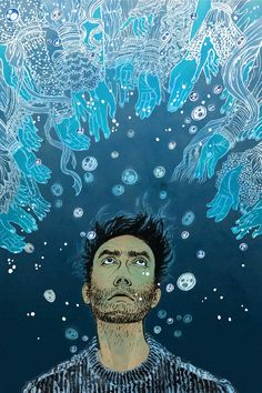 Japanese Illustrations by Yuko Shimizu