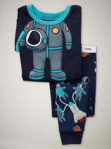 Baby Gap Astronaut PJ's  - Have