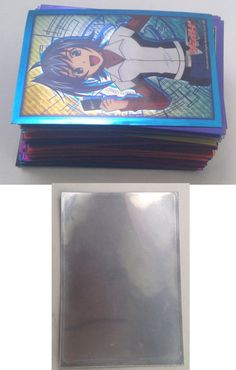 Vanguard : 100 Japanese Sleeves http://www.japanstuff.biz/ CLICK THE FOLLOWING LINK TO BUY IT ( IF STILL AVAILABLE ) http://www.delcampe.net/page/item/id,0355399380,language,E.html