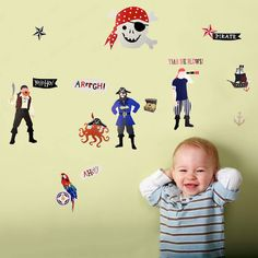 Vinyl Impression offers kids wall stickers that can be put in a child  nursery, bedroom or classroom. Kids are sure to fall in love with these popular and fun wall stickers. - http://vinylimpression.co.uk/collections/kids-wall-stickers