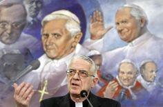 Butler van paus onder huisarrest - De Standaard