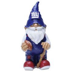 New York Giants NFL Garden Gnome - $17.99