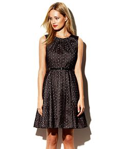 Vince Camuto sells this for $128 on  his site, I found it on ideeli for $60. CROCHET OVERLAY DRESS BLACK