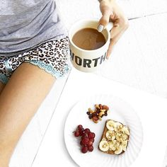 """Dani Austin on Instagram: """"Good morning  What are y'all up to this Saturday!? @liketoknow.it www.liketk.it/1NwBw #liketkit #ltkhome #breakfast #pajamas"""""""