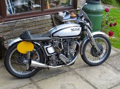 Inter Norton - interesting combination of late and early