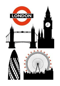 London landmarks Letterpress Cards by Archivist  http://www.roehampton-online.com/About%20Us/Roehampton%20London.aspx?4231900