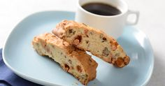 Crunchy, buttery biscotti, packed full of pecans and sweet butterscotch chips.
