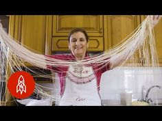The World's Rarest Pasta Is Made Entirely by Hand - YouTube