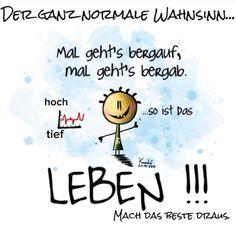 """🎨#sketch """" Der ganz normale #Wahnsinn mal gehts #bergauf mal gehts #bergab #hoch #tief so ist das #leben 😉✌️#sketchclub"""