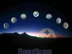Phases of the Steelers moon