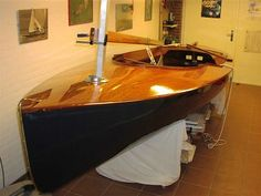 "The International One Man Dinghy, Finn :""Classic"" Finn"