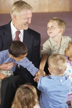 The Role of a Children's Pastor
