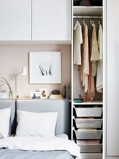 How to Make Your Apartment Feel 10 Times Bigger, According to IKEA via @MyDomaine