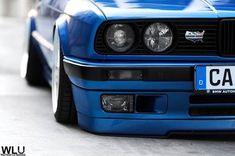 CAtuned Project Estoril Blue/ Bagged w/ Sick wheels - Page 9 Bmw E30 Coupe, Bmw E30 M3, Bmw Alpina, Bmw M20, Bmw Blue, Bmw Wallpapers, Bmw Classic Cars, Ferdinand Porsche, Bmw 3 Series