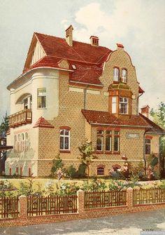 Landhaus Dr_ Koppel in Nicolassee bei Berlin
