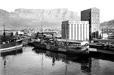 Grain Elevator, Cape Town Docks 1926