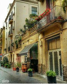 Sarria Barcelona Spain