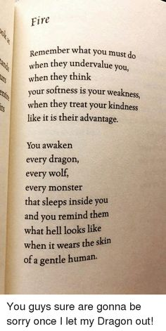 From Wild Embers by Nikita Gill - Fire Quotes, Mood Quotes, Poetry Quotes, Bitch Quotes, Kindness For Weakness Quotes, Kindness Quotes, Rest In Peace Quotes, Happiness Quotes, Laura Lee