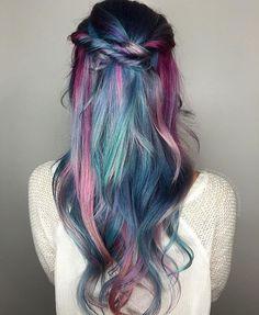 Obsessed!  #regram @hairbykristinamarie #americansalon