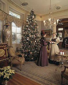 @: victorian christmas