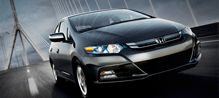 2013 Honda Insight Hybrid - my new car...  but mine is white
