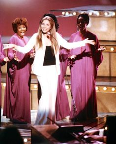Barbra Streisand...and Other Musical Instruments - Ray Charles segment