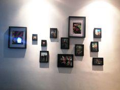 69) Set de Cuadros para fotos ( 8 cuadros) ( los 4 restantes de regalo porque tiene detalles) $150 pesos  Vendidos