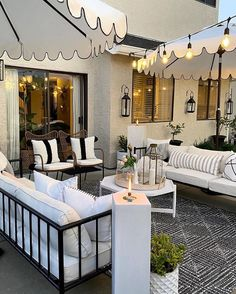 Is this your style? 🥰🙋♀️👏👏👏 #Repost @homeandfabulous ・・・ #patiolife #outdoorfurniture #homedecorideas #porchlife #outdoordecor #outdoordesign #patios #backporch #patiofurniture #patiodecor #backyardbliss #backyardoasis #backyardparty #patiotime Wicker Patio Furniture, Outdoor Furniture Sets, Outdoor Spaces, Outdoor Decor, Outdoor Ideas, Beige Cushions, Cafe Style, Patio Design, Sofa Set